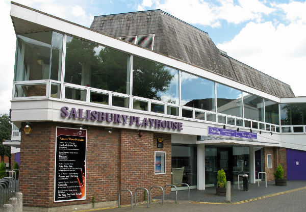 Barney's home theatre, Salisbury Playhouse