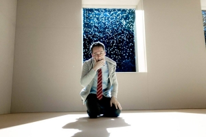 Eelco Smits in Song from Far Away at the Young Vic