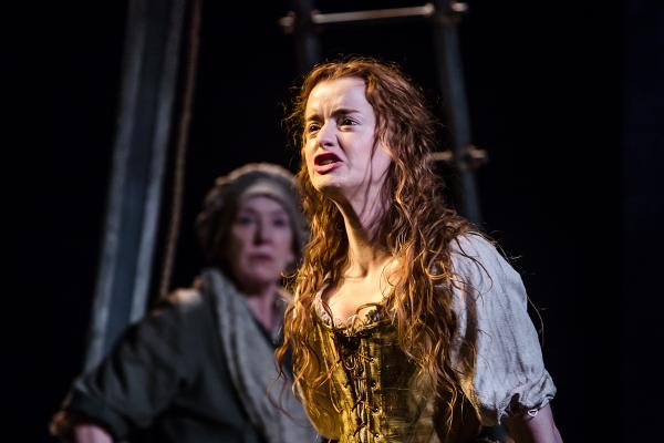Hannah Hutch in Jane Wenham: The Witch of Walkern. © Richard Davenport