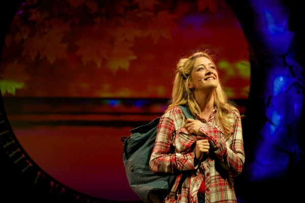 Julie Atherton in Pure Imagination