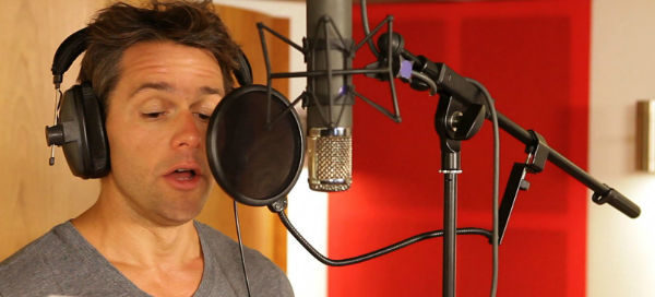 Julian Ovenden recently recorded a new musical with The Stable
