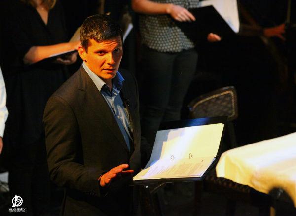 Nigel Harman hosts The S and S Award gala