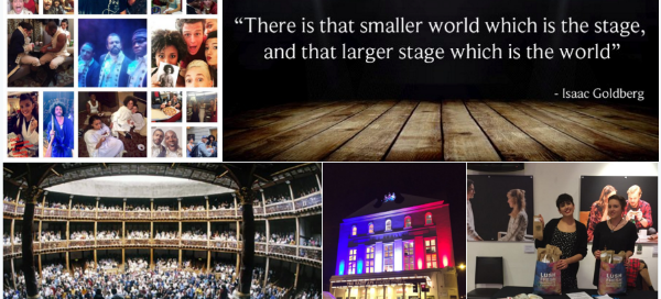 How was the second annual #LoveTheatreDay for you?