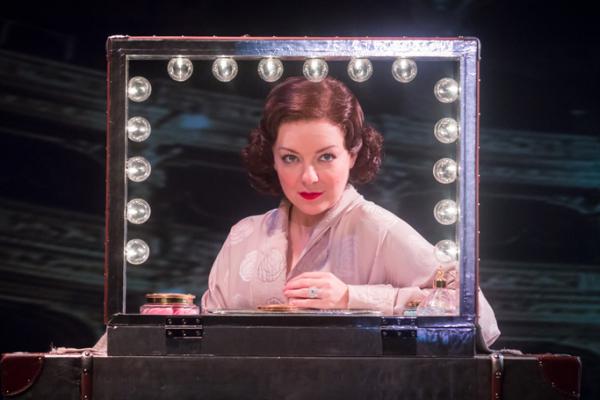 Sheridan Smith in Funny Girl. © Marc Brenner