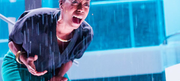 Noma Dumezweni took over the title role in Linda just ten days before it premiered