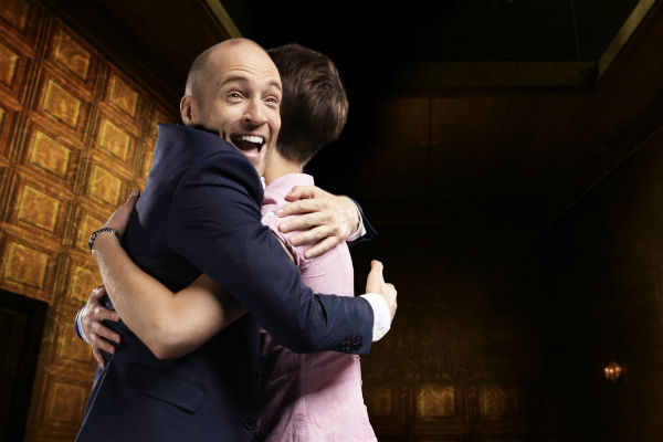 Derren Brown performs miracles in Miracle at the West End's Palace Theatre