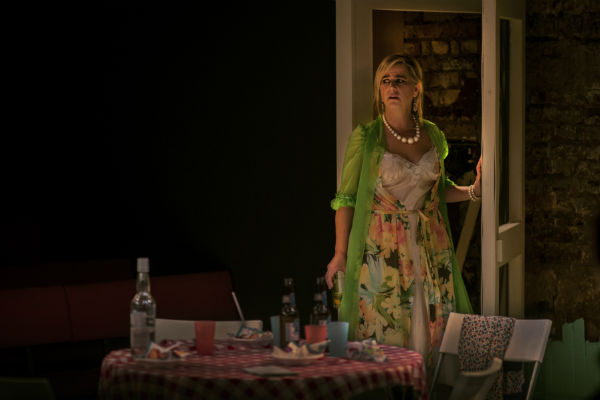 Imogen Stubbs in The Long Road South at the King's Head Theatre