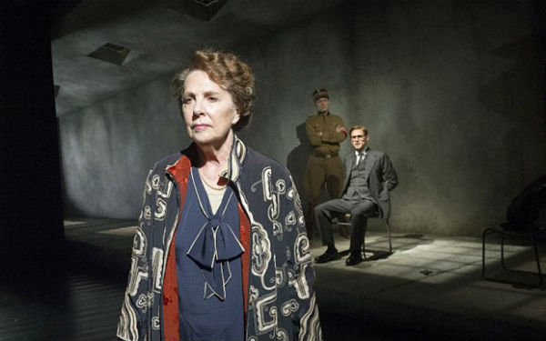 Penelope Wilton in Taken at Midnight, Mark Hayhurst's debut play, which transferred from Chichester to the Haymarket