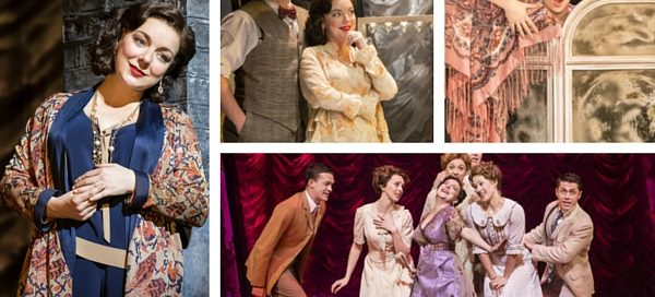 Sheridan Smith and the Funny Girl company at the Savoy Theatre