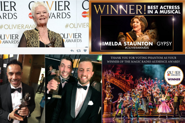 #OlivierAwards 2016 on Twitter: to say it was trending is an understatement