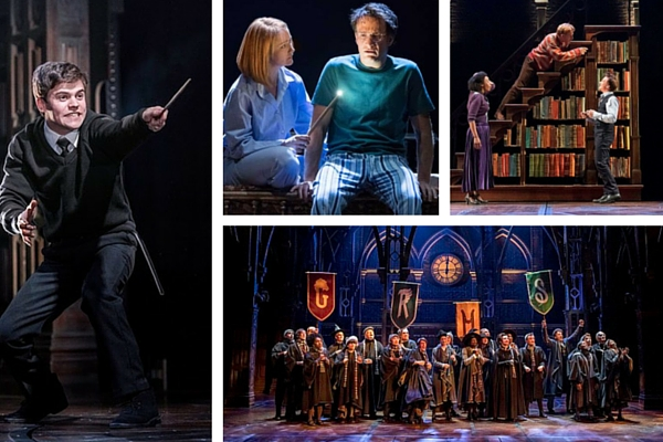 Scenes from Harry Potter and the Cursed Child. © Manuel Harlan