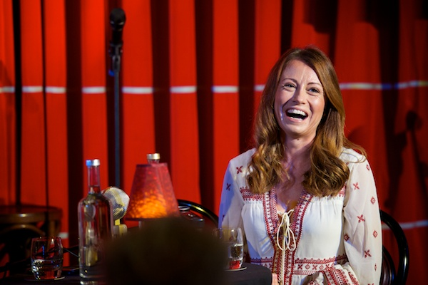 Emma Hatton interviewed by Terri Paddock at Crazy Coqs, 13 October 2016