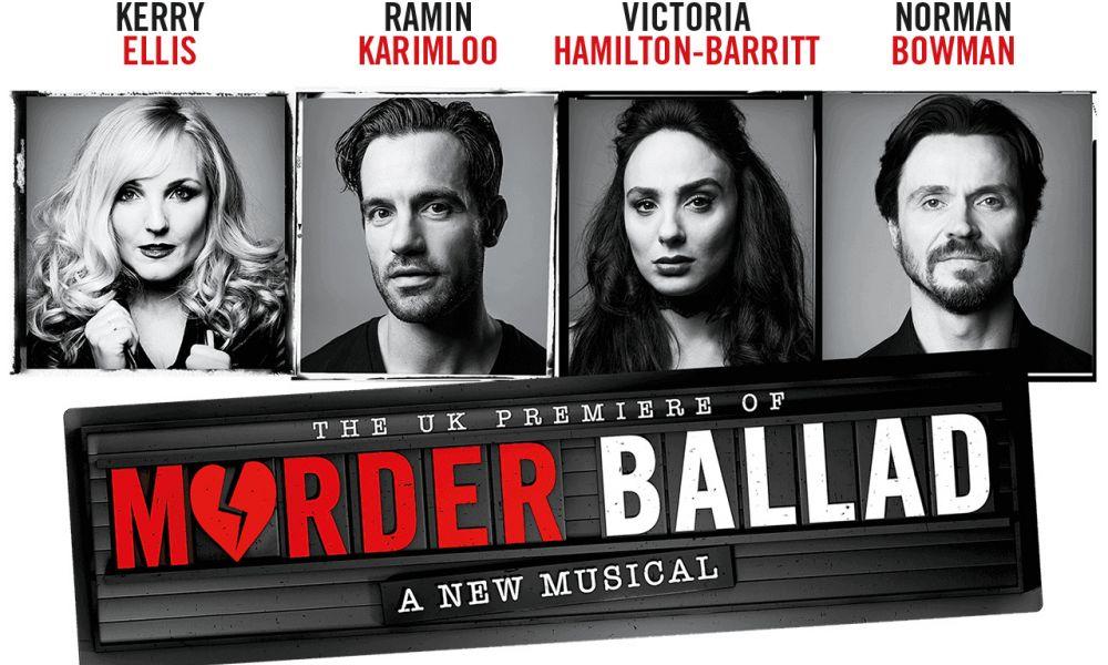 Press night report: Murder Ballad