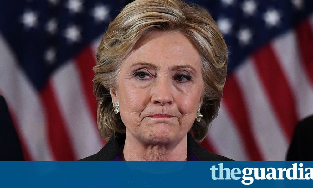 Hillary Clinton once believed anything possible. Now her tragedy is ours
