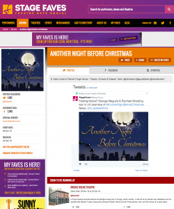 Another Night Before Christmas on www.stagefaves.com