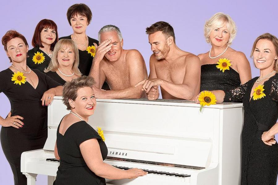 Naked ambition for Calendar Girls