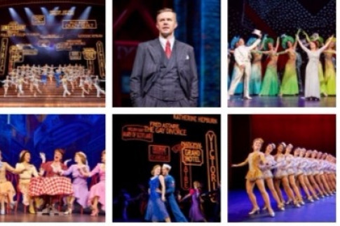 Full gallery of 42nd Street production shots