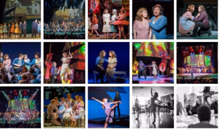 Full gallery of production, rehearsal & first night photography