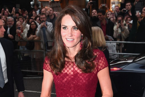Duchess Kate hit all the right notes at 42nd Street