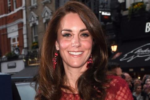Duchess of Cambridge attends West End musical