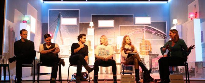Rotterdam Q & A - Arts Theatre (1)