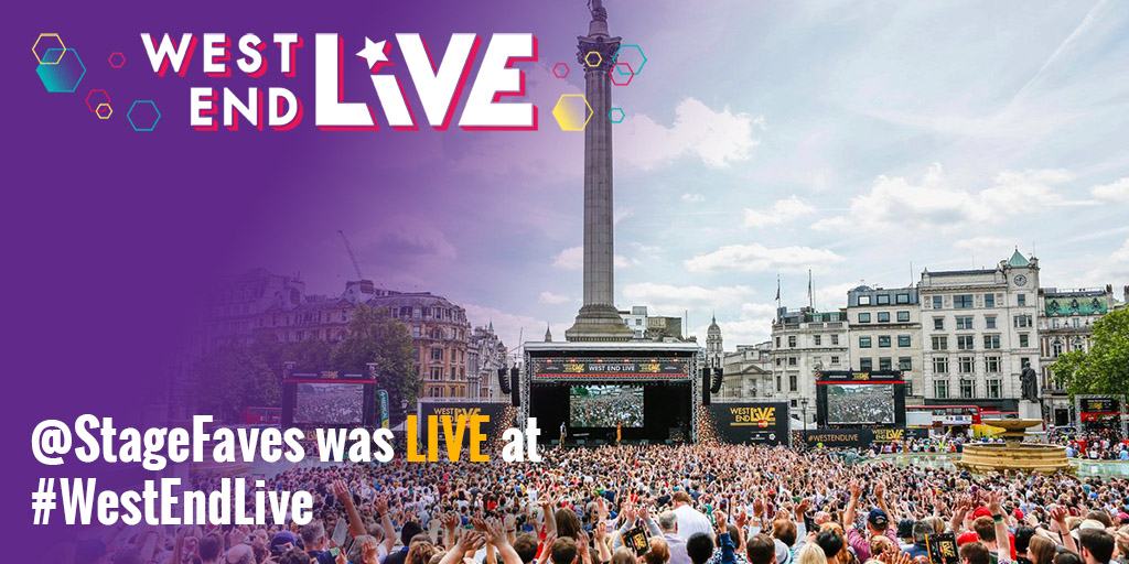 StageFaves at West End Live