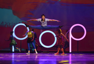 China Goes Pop is at Edinburgh's Assembly Hall