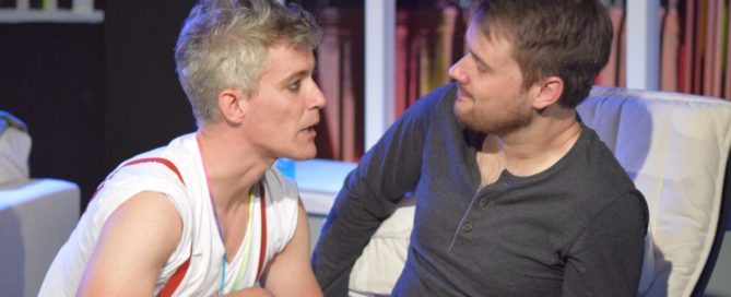 James Groom & Ciaran Lonsdale star in Dave Cantor's Sheep premiere