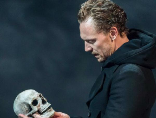 Tom Hiddleston stars as Hamlet at RADA until 23 September 2017