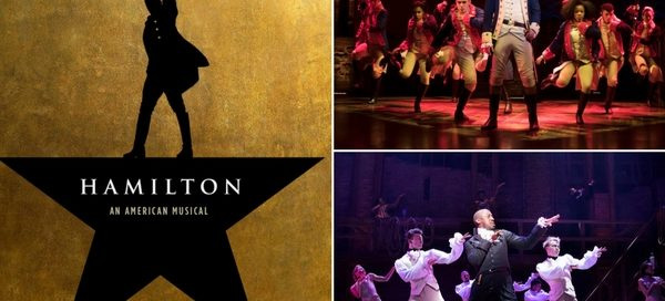 The London cast of Hamilton is led by Jamael Westman and Giles Terera as Alexander Hamilton and Aaron Burr