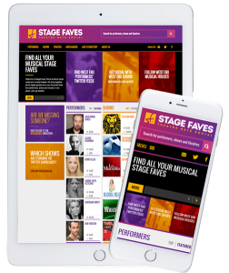 Get social media for these & all London musicals & their casts on www.stagefaves.com