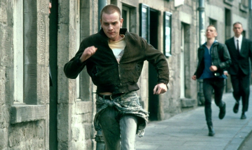 Ewan McGregor took over Ewan Bremner's role of Renton in the film