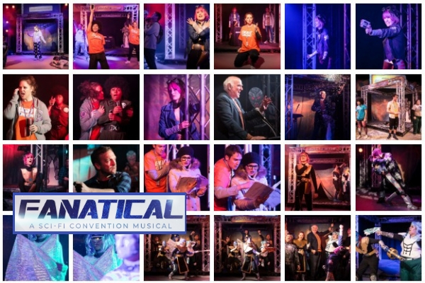 See full Fanatical production shots gallery on StageFaves.com. © Scott Rylander