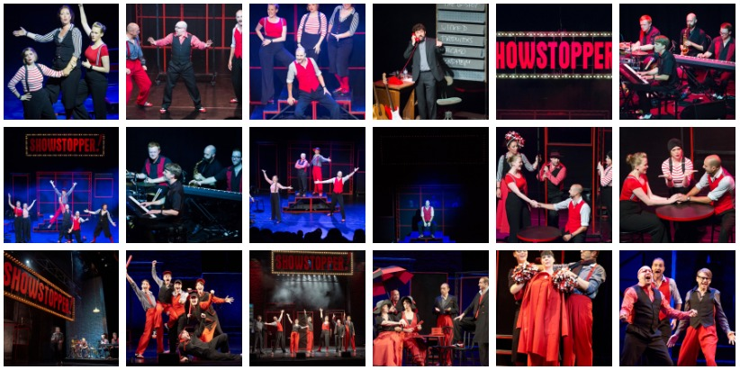 Get show photos & social media for Showstopper! & its cast on www.stagefaves.com