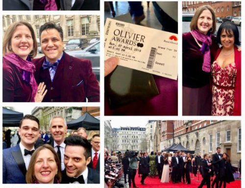 Going to the Oliviers? Gotta have a selfie competition, of course