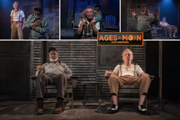 See the full gallery of Ages of the Moon production shots on MyTheatreMates.com