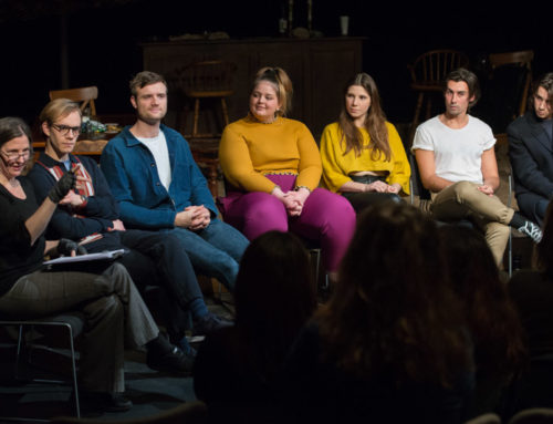For the Sake of Argument post-show video and photos: How did Christopher Hitchens inspire this provocative new play?