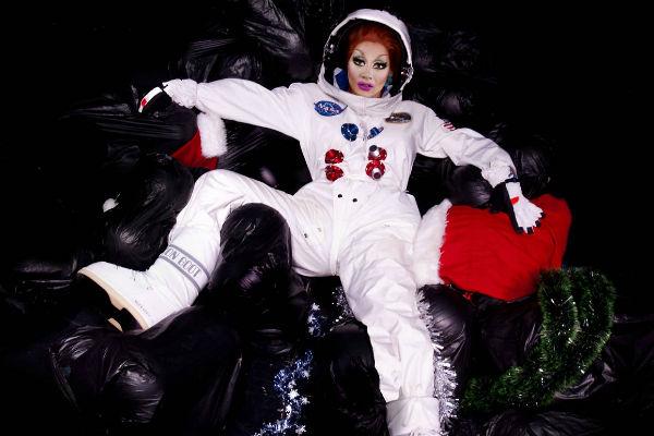Escape From Planet Trash runs 19 November-22 December 2019 at London's Pleasance Theatre