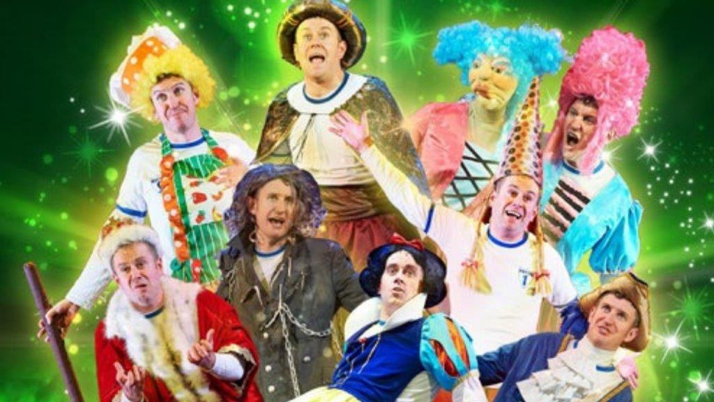 Potted Panto runs at London's Southwark Playhouse from 5 December 2019 to 11 January 2020