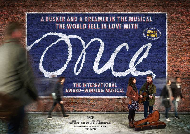 After Broadway and the West End, Once The Musical is now touring the UK
