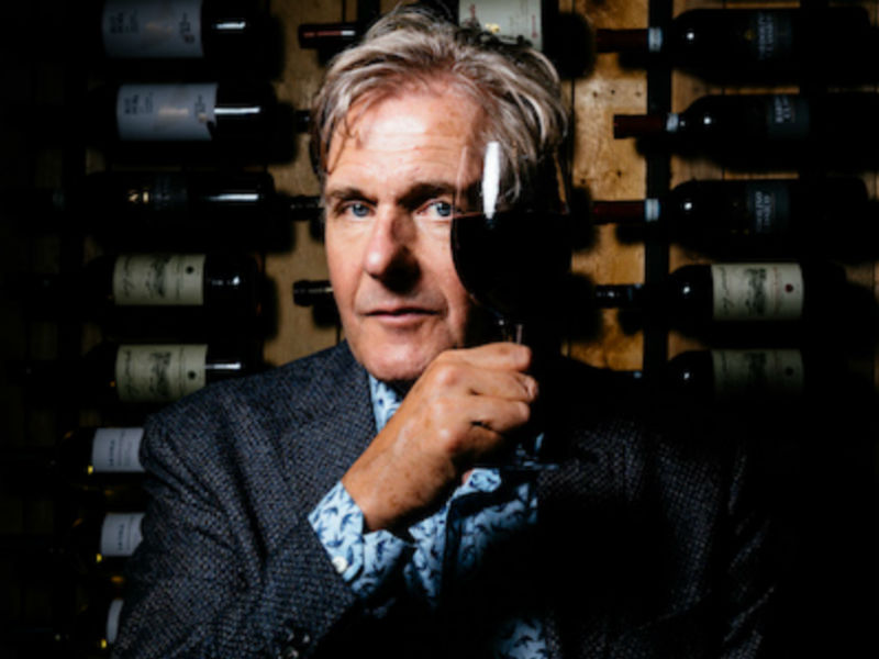 Robert Bathurst adapts & stars in Love, Loss & Chianti
