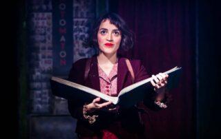 Audrey Brisson in Amelie The Musical. © Pamela Raith