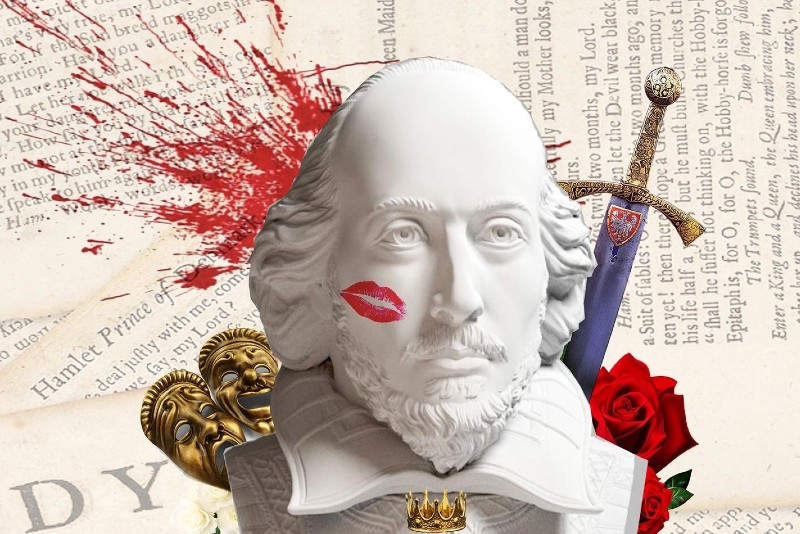 Doing Shakespeare by Northern Comedy Theatre