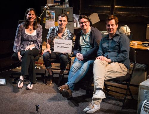 When Darkness Falls post-show video and photos: Are we haunted by ghosts… or something else?