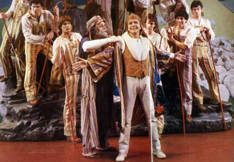 David Cassidy as Joseph