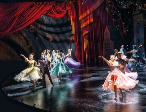 Cinderella: Andrew Lloyd Webber's reinvented fairy tale finally gets its happy ending