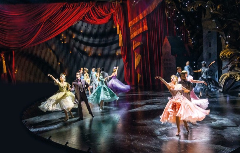 Andrew Lloyd Webber's Cinderella. © Tristram Kenton
