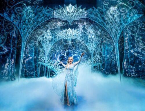 Frozen: Disney's big-budget blockbuster musical melted my heart