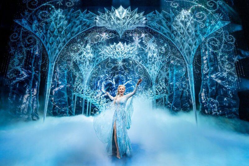 Frozen at the Theatre Royal Drury Lane
