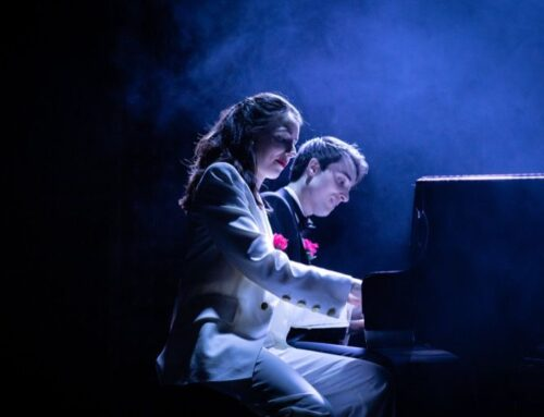 The Last Five Years: The piano is the new star in Jason Robert Brown's two-hander